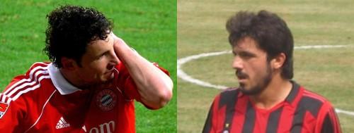 Van Bommel vs. Gattuso