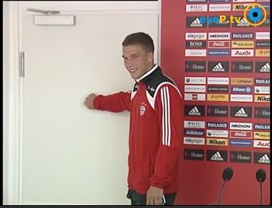 Du kommst hier nicht raus, Poldi