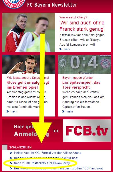 FCB Newsletter