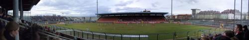 Panoramaaufnahme Amateur-Derby (© probek 2008)